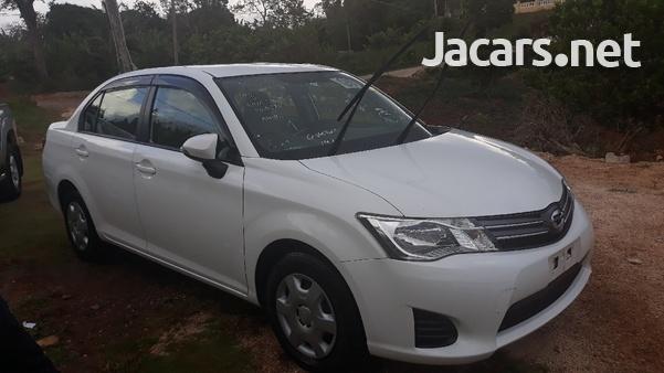 Toyota Axio 1,5L 2014-1