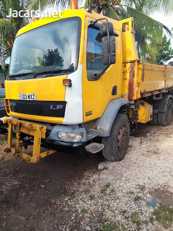 2003 DAF LF55 Truck-3