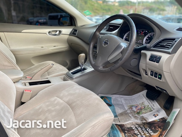 Nissan Sylphy 1,5L 2013-9
