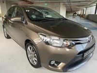 Toyota Vios 1,5L 2015