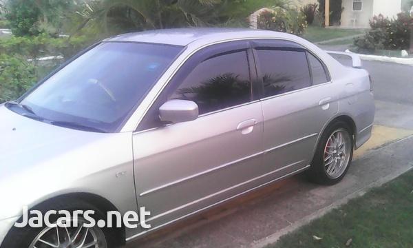 Honda Civic 1,6L 2005-3