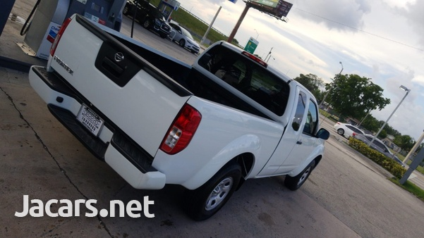 Nissan Frontier 2,4L 2018-7