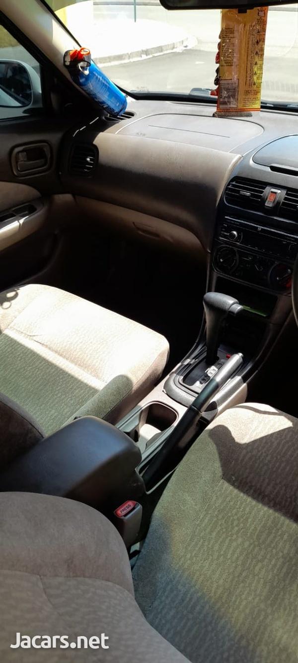 Nissan Sunny 1,6L 2001-9
