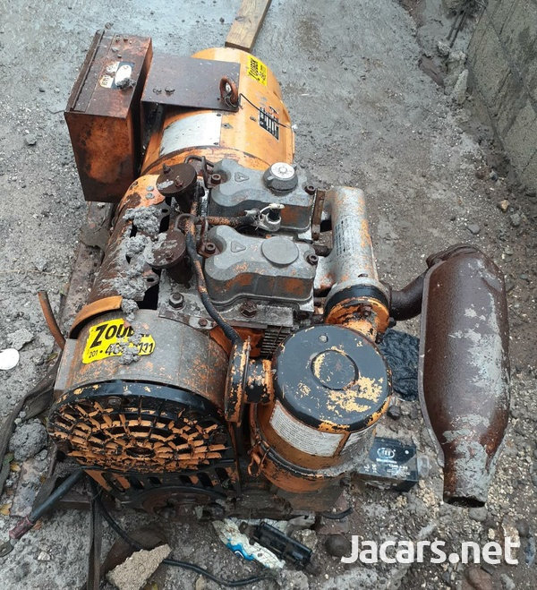 Heavy duty generator-2