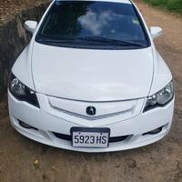 Acura RSX 2,0L 2010