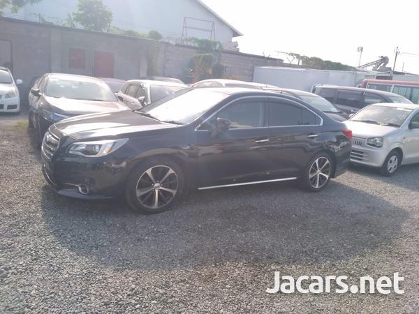 Subaru Legacy 2,0L 2016-3