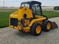 2001 JCB Robot 170 Skid Steer