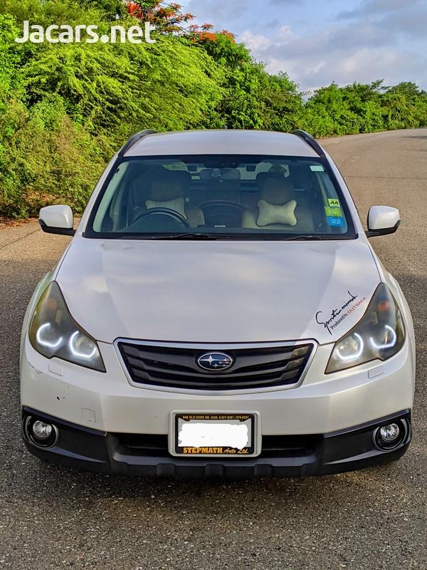 Subaru Outback 2,5L 2012-3