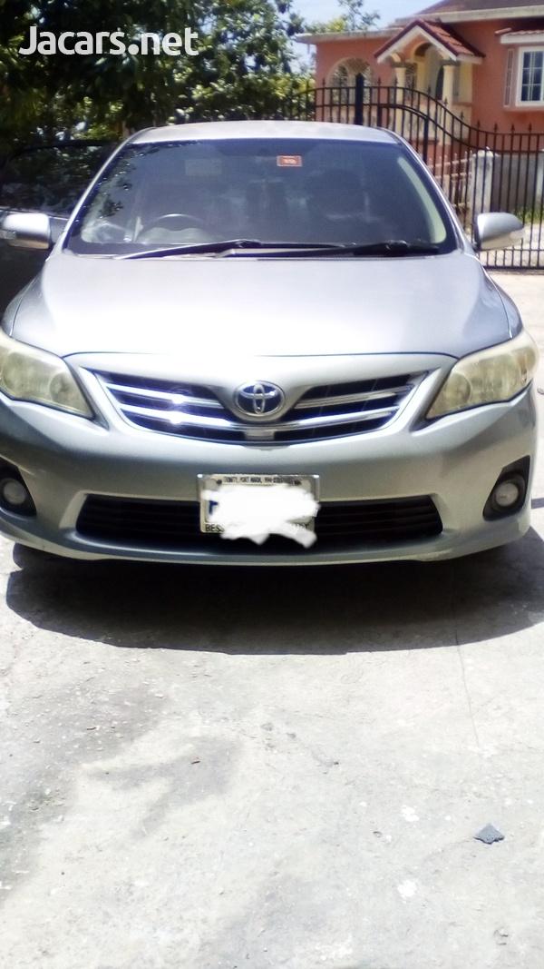 Toyota Corolla 1,6L 2010-1