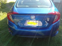 Honda Civic 2,0L 2017