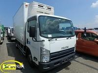 Isuzu Elf Freezer Truck 2012