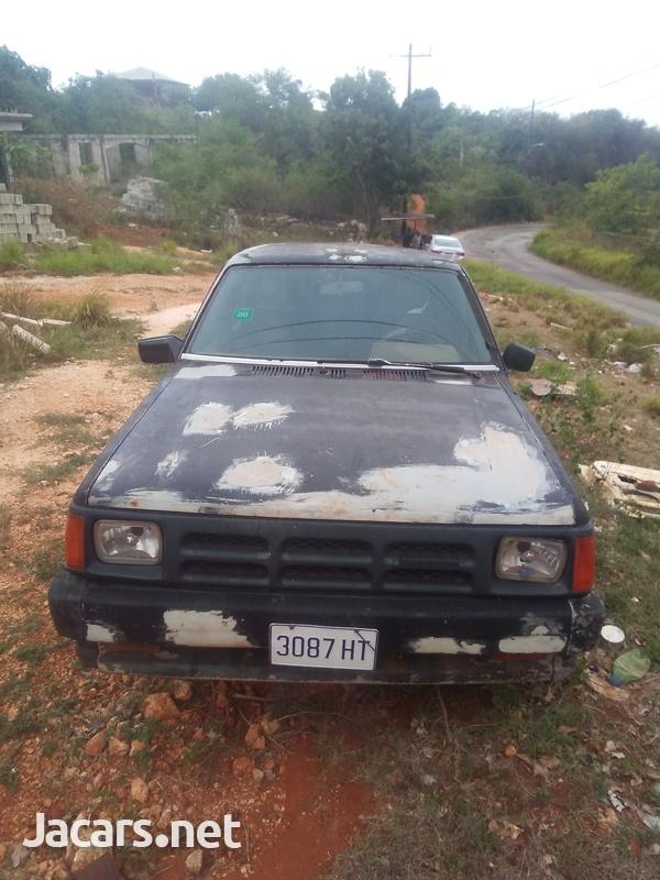 Mazda Pickup 1,0L 1989-7