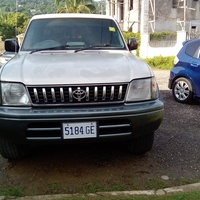 Toyota Land Cruiser Prado 3,0L 1998