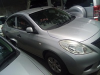 Nissan Latio 1,8L 2014