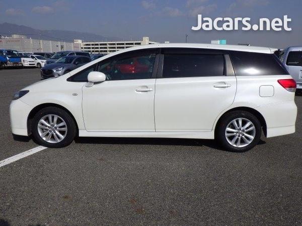Toyota Wish 1,7L 2012-3