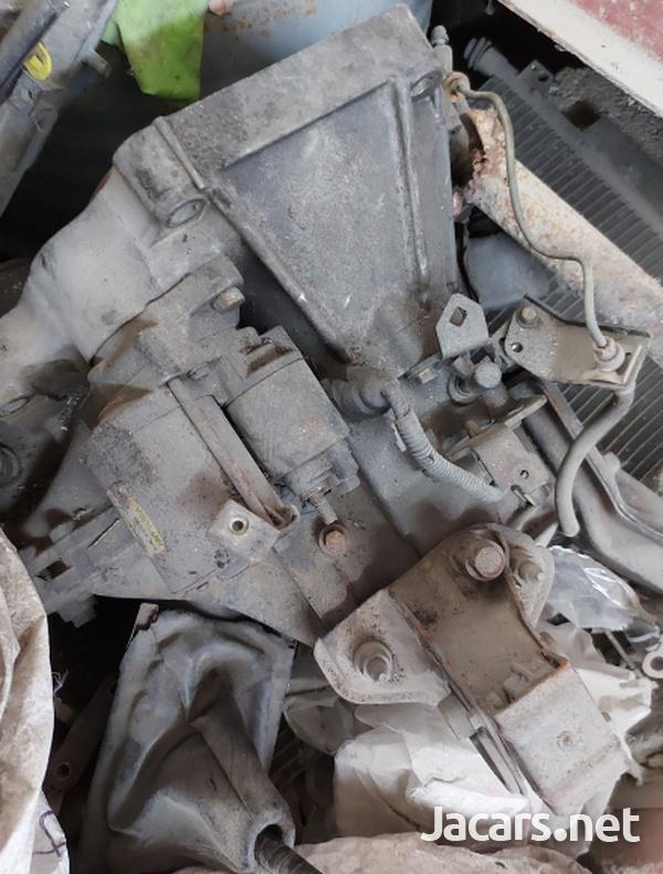 5-speed gearbox-1