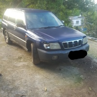 Subaru Forester 2,0L 2001