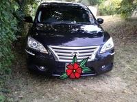 Nissan Bluebird 0,8L 2013