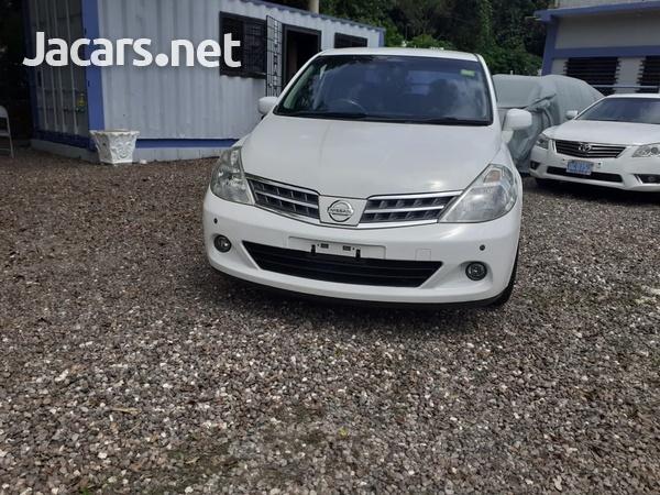 Nissan Tiida 1,5L 2011-9