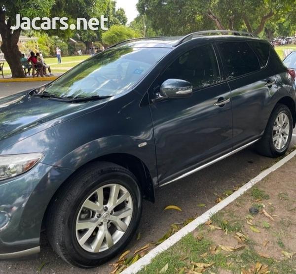 Nissan Murano 2,4L 2013-2