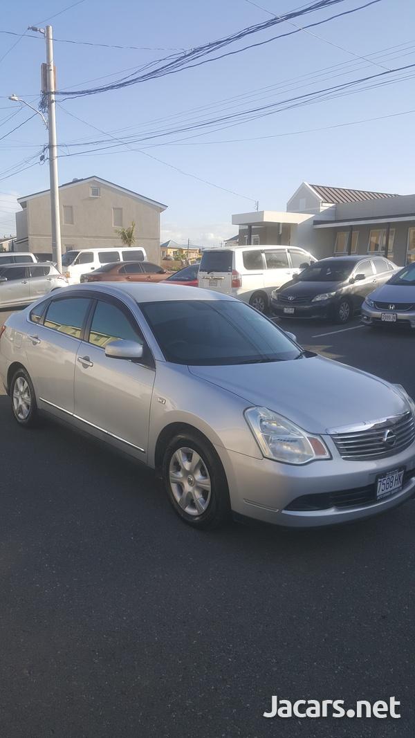 Nissan Bluebird 2,0L 2011-3