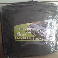 Seat Cover Black