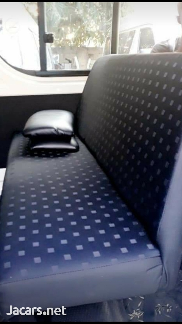 We make and install bus seats for your hiace and caravan-2