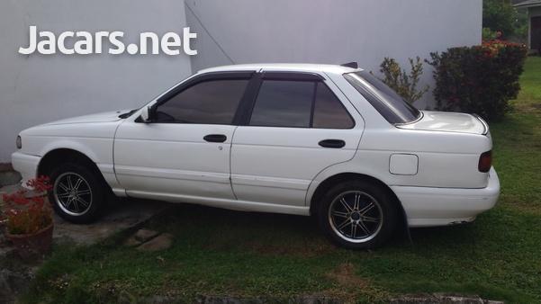 Nissan Sunny 1,3L 1993-3