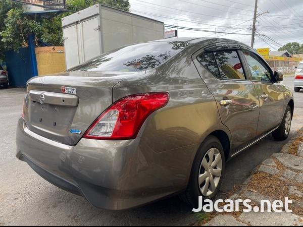 Nissan Latio 1,3L 2016-3