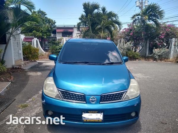 Nissan Tiida 1,6L 2006-1