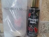 Genuine Victoria Secret Body Mist and Body Cream
