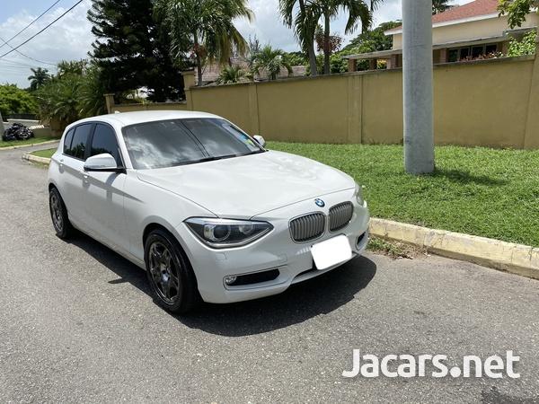 BMW 1-Series 1,6L 2013-1