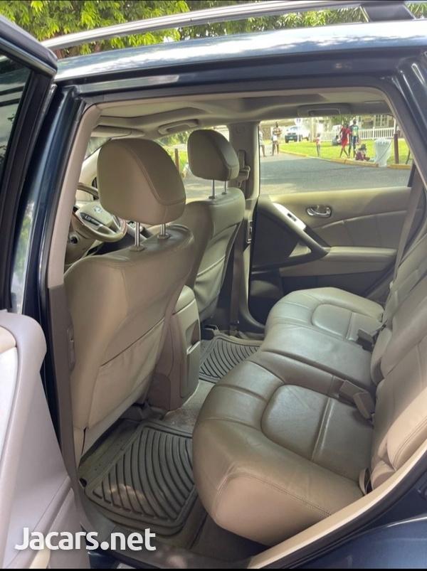 Nissan Murano 2,4L 2013-7