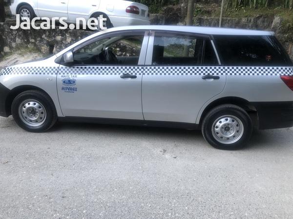 Nissan AD Wagon 2,0L 2014-9