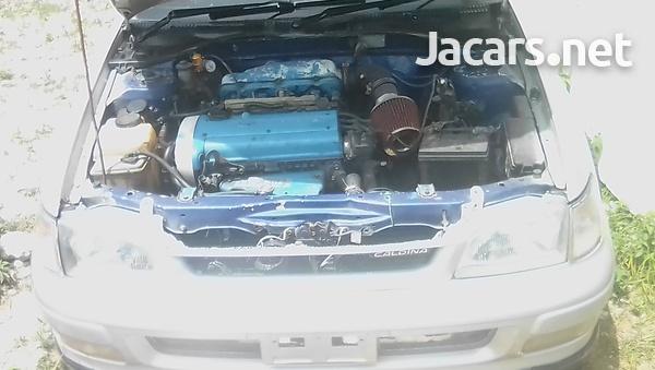 Toyota Caldina 1,4L 1996-6