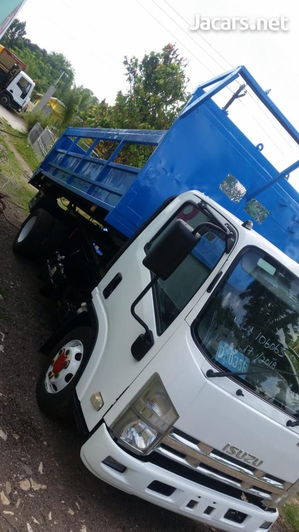 Isuzu N75/NQR Tipper Truck 2009-5