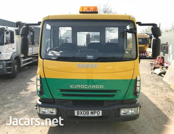 2008 IVECO TIPPER 7.5T Truck-7