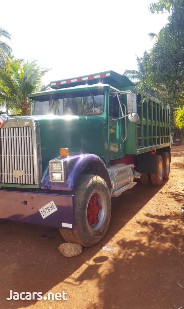 1987 Dumper Truck-1