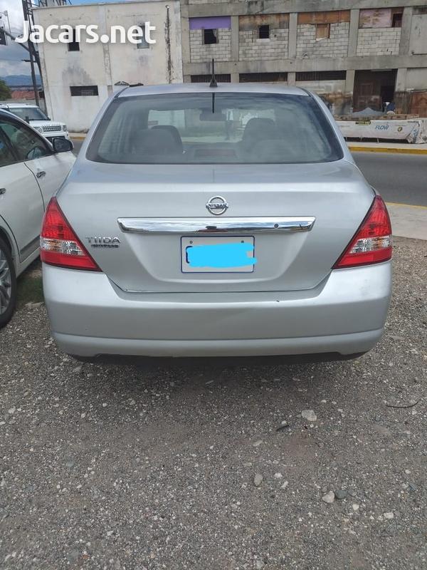 Nissan Tiida 1,3L 2008-2
