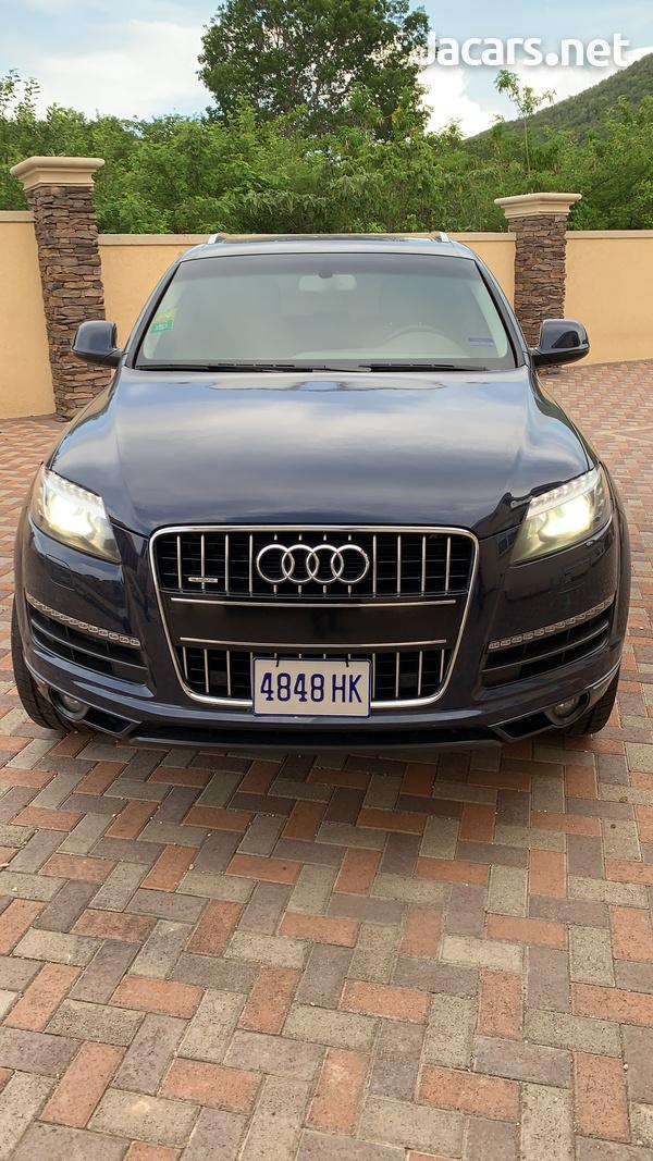 Audi Q7 3,0L 2014-3