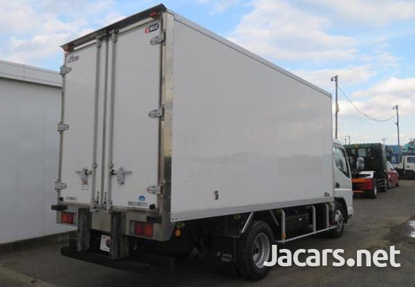 2009 Mitsubishi Canter Freezer 4,9L Truck-2