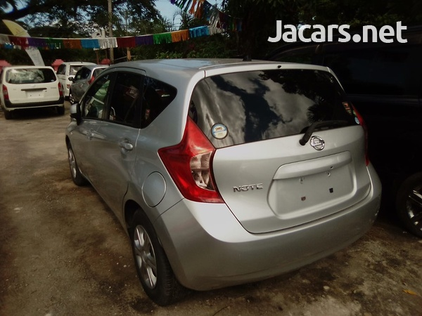 Nissan Note 1,5L 2014-3