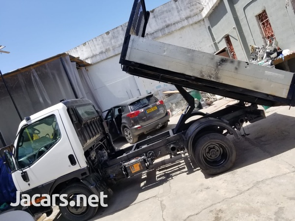 Mitsubishi Canter Tipper 3.5 ton-6