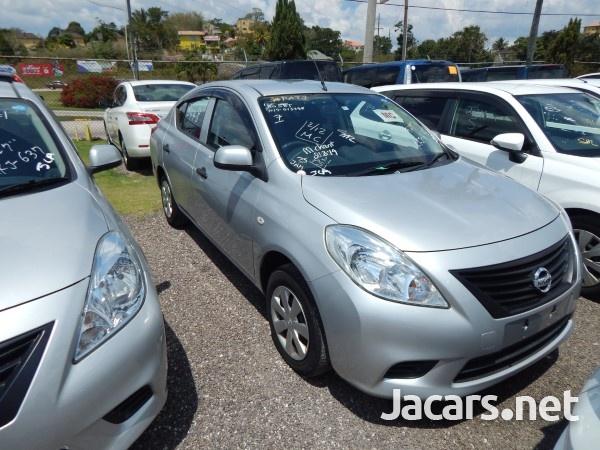 Nissan Latio 1,3L 2014-1