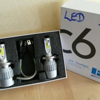 H4 Headlight Bulb