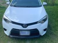Toyota Corolla 2,0L 2015