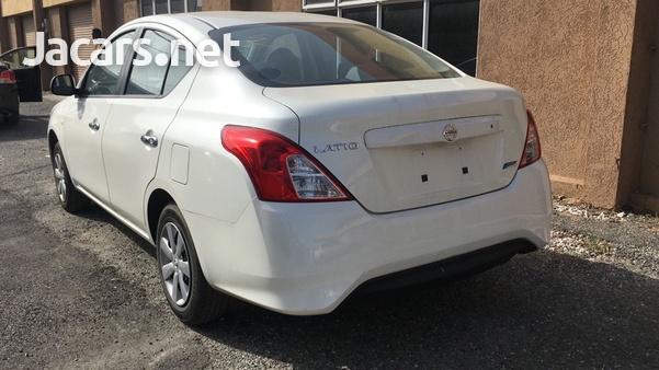 Nissan Latio 1,2L 2016-5