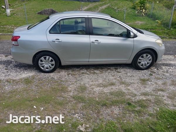 Toyota Belta 1,3L 2009-4