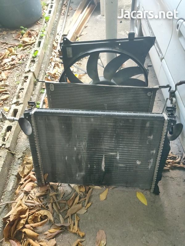 Parts- engine and transmission, seats & radiator-3
