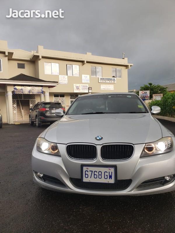BMW 3-Series 1,8L 2011-12